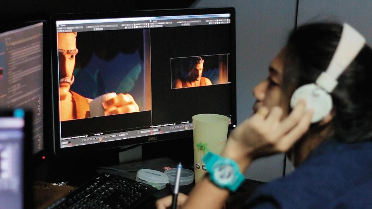 《暹》片動員150位泰籍動畫師,部分畫師曾有好萊塢工作經驗。(双喜電影提供)