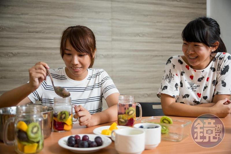 「潮・海女物語」除了介紹石花菜,石花凍DIY也很有趣。