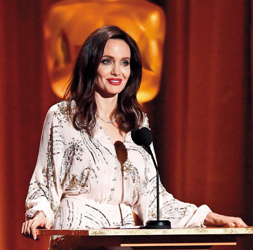 安潔莉娜裘莉曾在出席好萊塢影藝學院頒獎典禮時,身上佩戴Hearts on Fire的首飾。