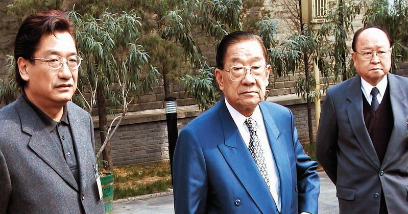 前行政院長李煥育有4名子女,包括李慶中、李慶珠、李慶華及李慶安,個個在政壇一度都闖出一片天。(中央社)