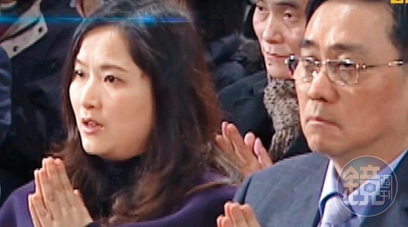 王文洋與呂安妮對簿公堂後見面談和解,但2人已很少往來。(翻攝自東森新聞)