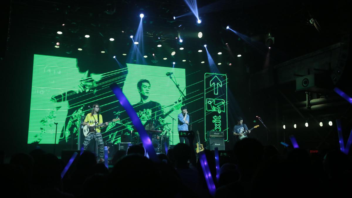 宇宙人樂團巡迴演唱會意猶未盡,宣佈10月將在台北舉辦After Party邀歌迷同樂。(相信音樂提供)