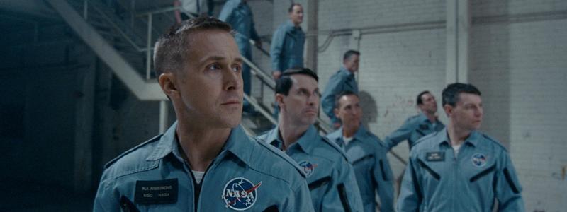 雷恩葛斯林繼《樂來越愛你》,再度與導演達米恩查澤雷合作《登月先鋒》,二度角逐奧斯卡的企圖十分明顯。(UIP提供)