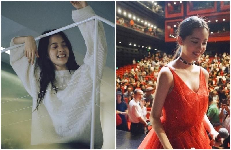歐陽娜娜15天內開了9場音樂會,感性在IG發文感謝粉絲。(翻攝IG帳號:nanaouyang)