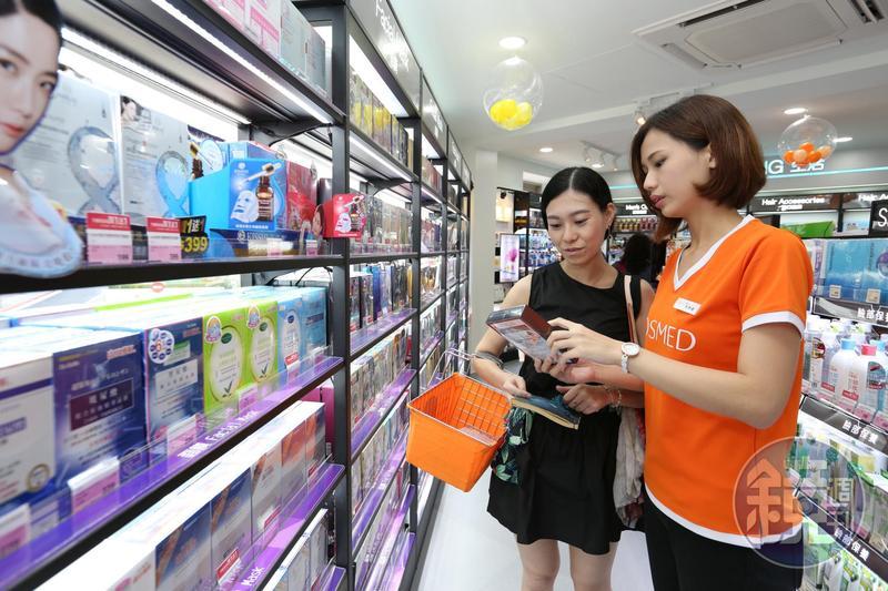 國外美妝品牌可在通路採買,也可到海外網站選購,多比價有機會省下一筆費用。