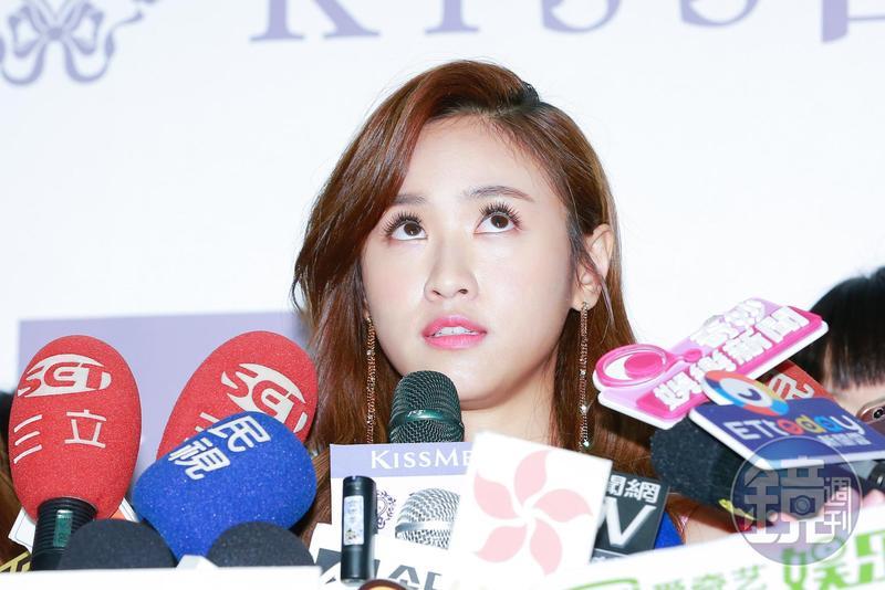 吳姍儒表示借50萬給弟弟的不是自己,是2姊,自己是個壞姊姊,希望為這件事情弟弟能自己負責。