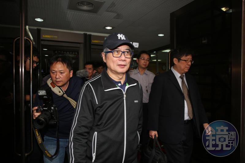 蔡正元欲赴美探視罹癌女兒,向法院聲請解除境管,被台北地院裁定駁回。