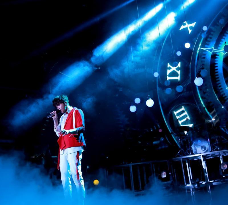 光良的《今晚我不孤單》演唱會從成都開跑,將唱回家鄉馬來西亞。(星娛音樂提供)