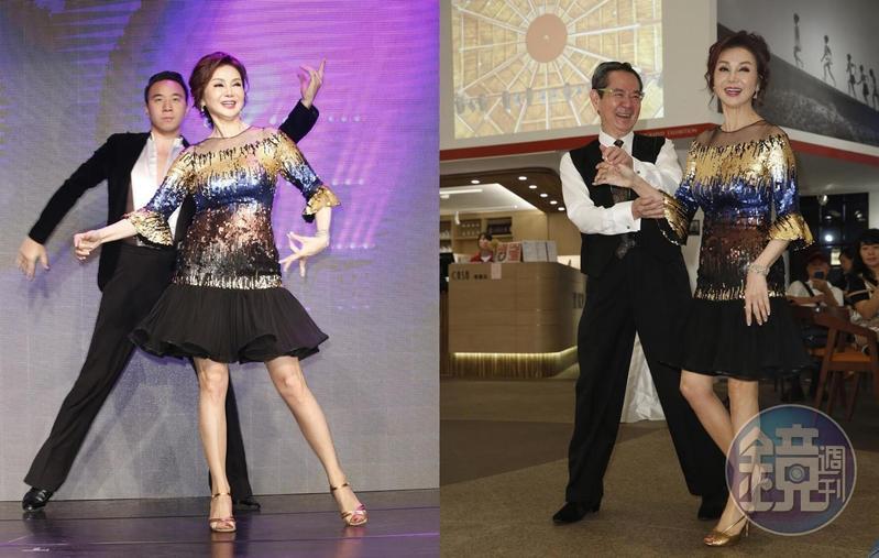 謝玲玲受巴戈邀請回台做公益,也表示無法參加周遊的婚禮。