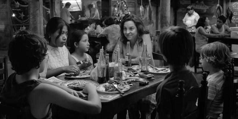 墨西哥片《羅馬》獲得本屆威尼斯影展最高榮譽金獅獎。(翻攝自Screen Rant)