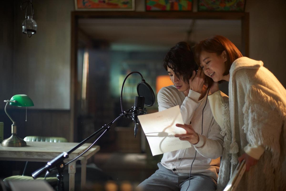 改編自韓國賣座電影的劇情,是場浪漫的虐戀。(滿滿額娛樂提供)