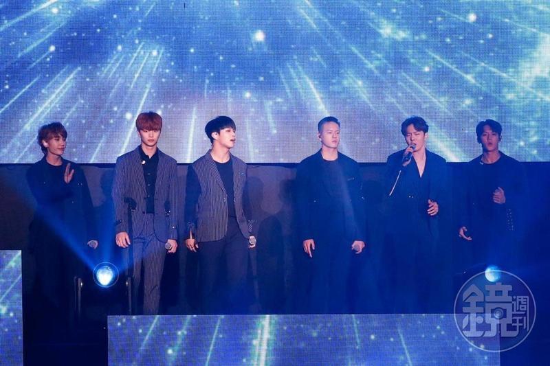韓國美聲偶像男團BTOB,來台舉辦《BTOB TIME -THIS IS US-》演唱會。