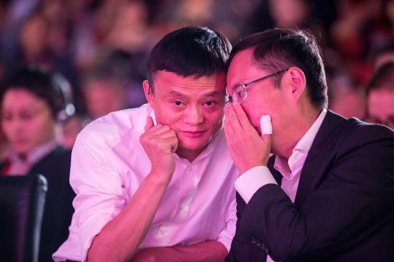 馬雲今天宣布退休計畫,未來將交棒給執行長張勇。(東方IC)