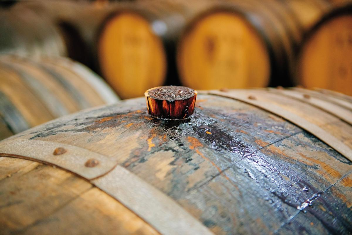 威士忌跟音樂一樣是時間的藝術,在橡木桶中等待的時間,決定威士忌的關鍵風味。