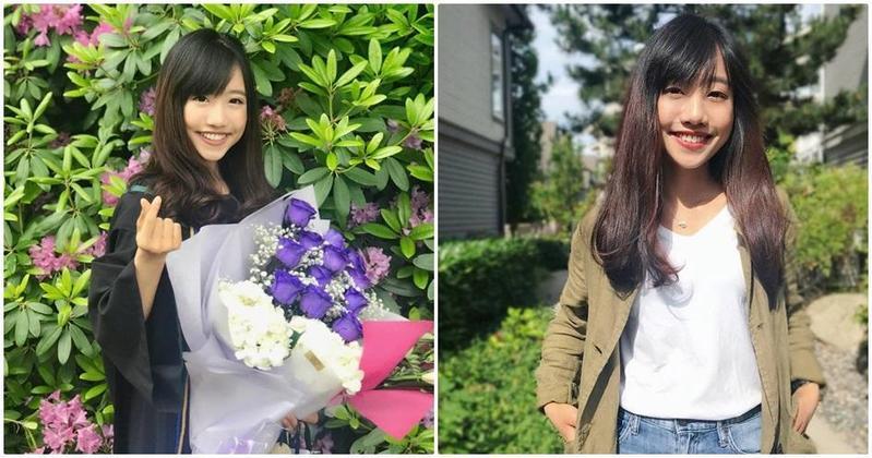 網路人氣歌手蔡佩軒今年從哥倫比亞大學藥學系畢業,為追夢當歌手,一人留在台灣發展。已簽約經紀公司的她,下半年將推出個人唱片,希望大家繼續支持她(蔡佩軒臉書提供)