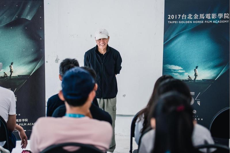 由侯孝賢導演創辦的金馬電影學院邁入第10屆,已培育許多優秀華語電影新銳。(金馬執委會提供)