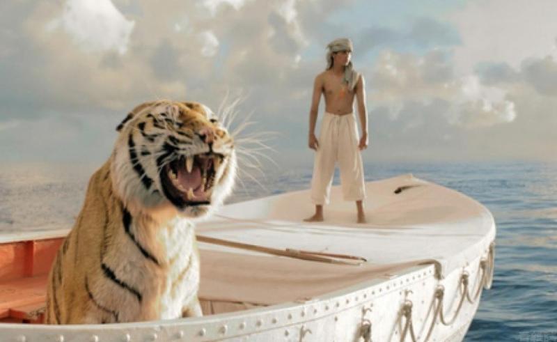 李安導演的《少年PI的奇幻漂流》來台拍攝期間,就是指定與阿榮影業合作。(福斯電影提供)