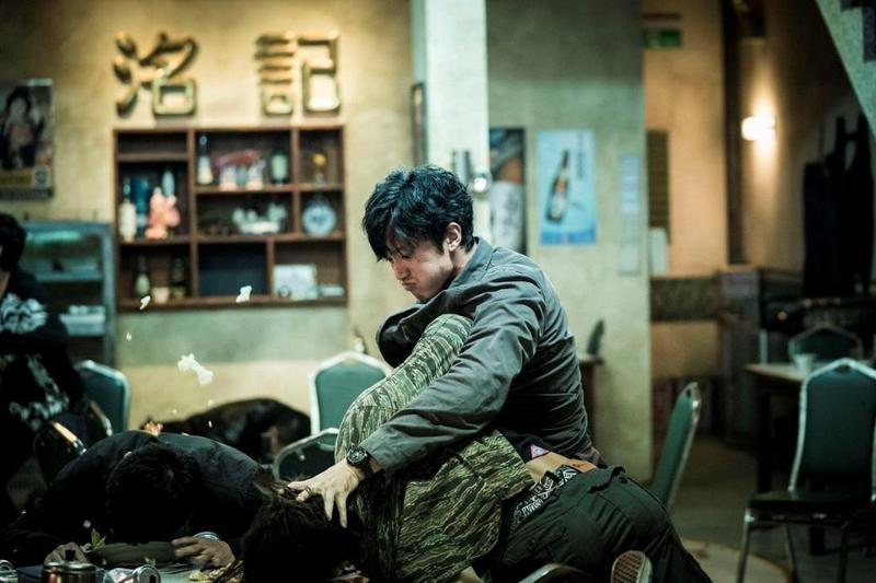 貴金影業的處女作《狂徒》,入圍今年釜山影展亞洲電影之窗。(貴金影業提供)