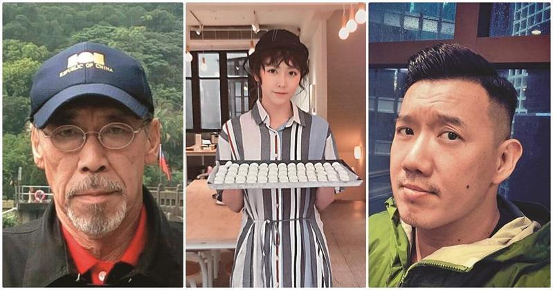 港星馮淬帆、蔣雅文和杜汶澤都是港台友好藝人。