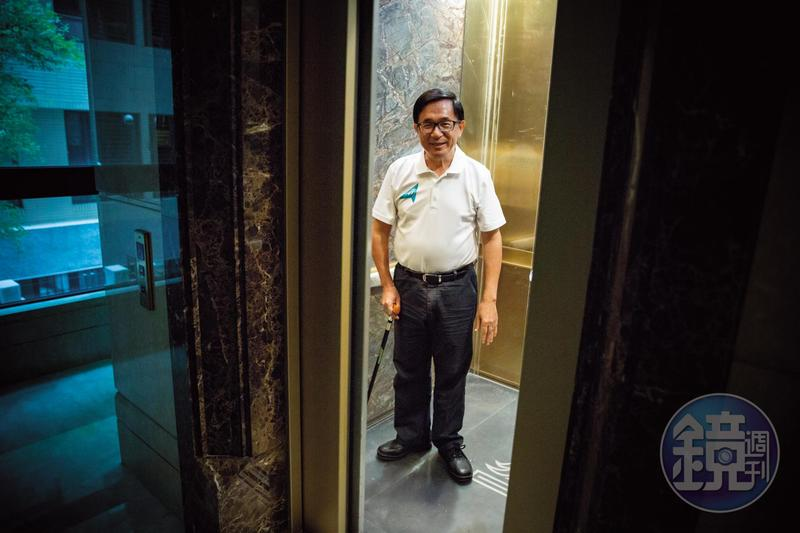 陳水扁卸任後官司纏身,但司法過程中程序正義的爭議,讓審判的公信力被打上問號。(讀者提供)