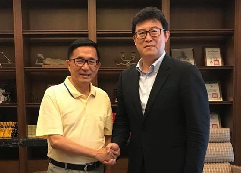 前總統陳水扁直指,綠營台北市長參選人姚文智現在的選戰打法有問題,還說「根本穩死的」。(翻攝自陳水扁新勇哥物語)