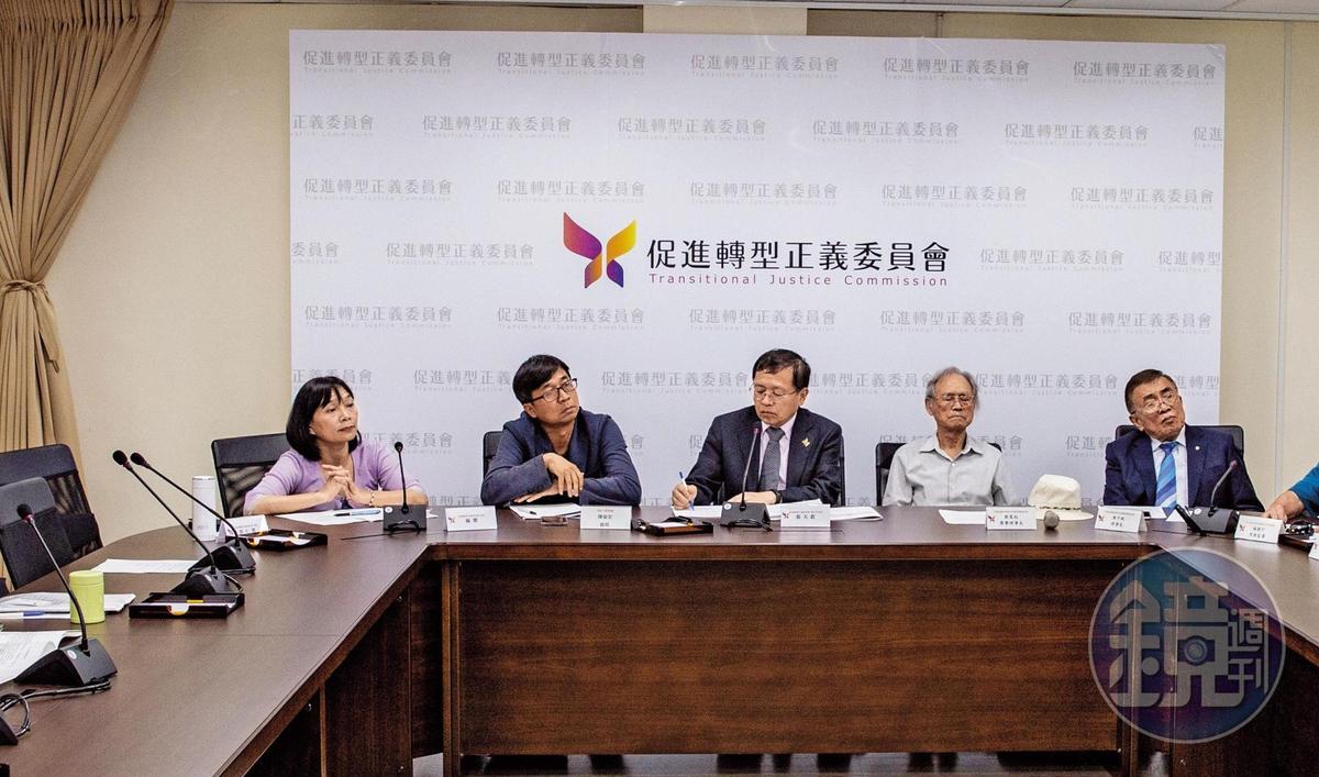 促轉會日前宣布,與國家人權博物館合作,分別在北中南舉辦「落實轉型正Q義與國家人權願景說明會」,聆聽政治受難者聲音。