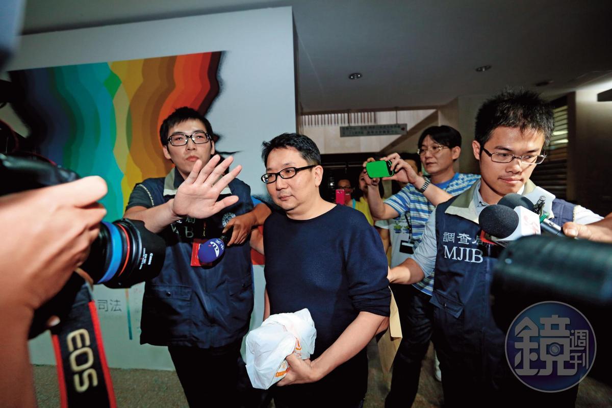 樂陞前董座許金龍涉掏空公司,一審遭重判18年。