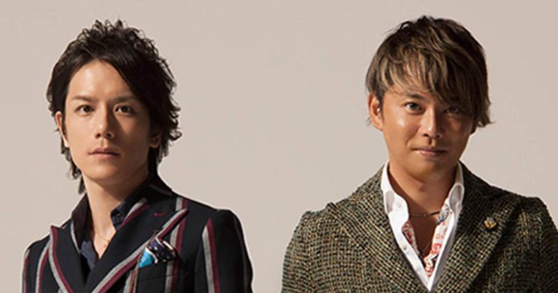 瀧與翼由瀧澤秀明和今井翼組成,突然宣布解散嚇傻粉絲。(網路圖片)
