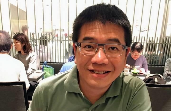 日前促轉會爆出「打侯」會議,因「東廠論」惹議的研究員蕭吉男透過臉書表示將辭職配合調查。(翻攝自蕭吉男臉書)