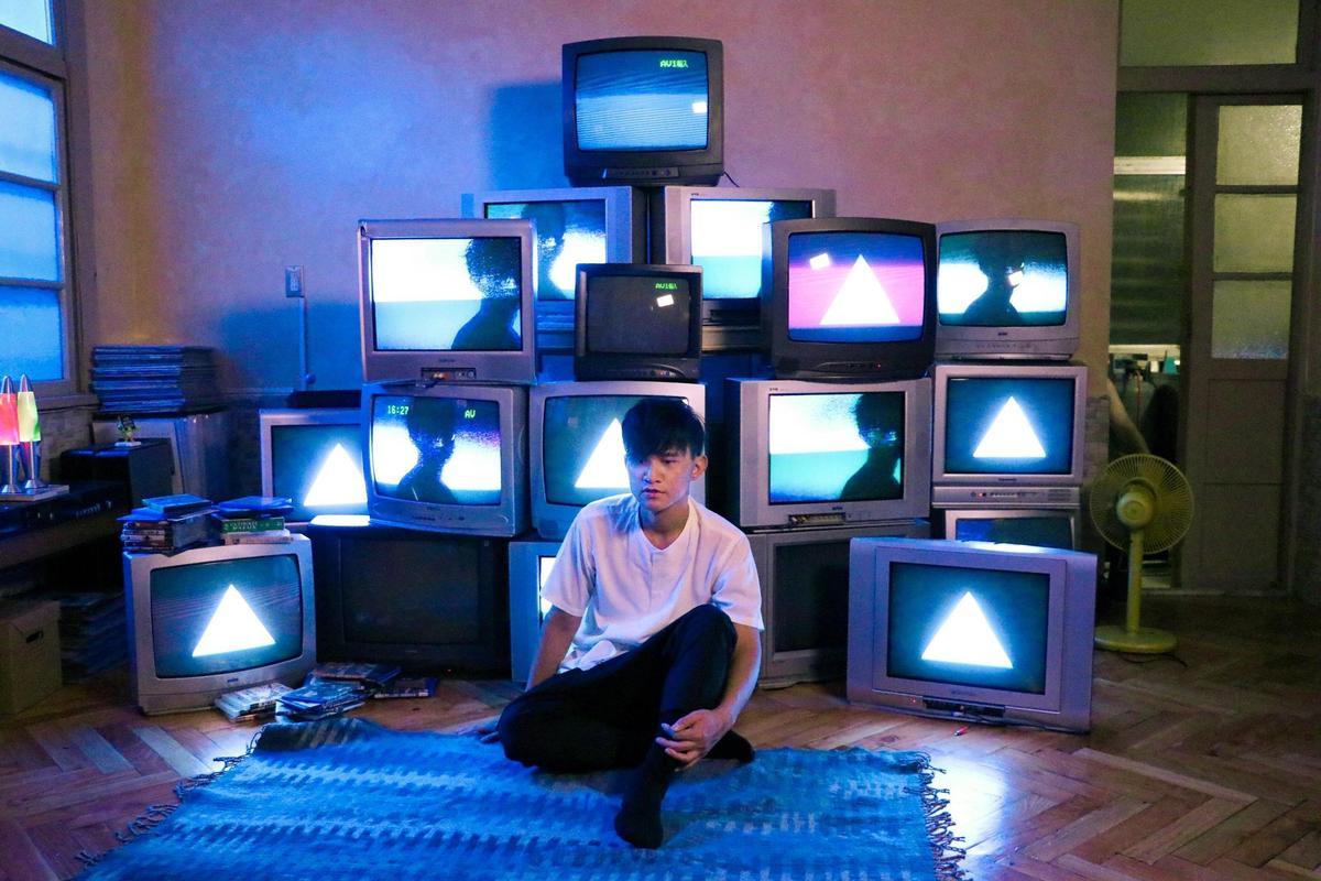 卓義峯終於推出新專輯、再現他的高亢嗓音。(豐華提供)