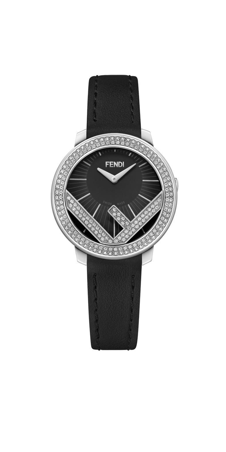 FENDI Runaway 鑽表。NT$118,000