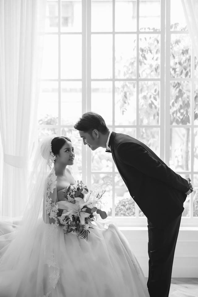馬志翔下個月將迎娶交往3年多、小他12歲的圈外女友。(翻攝自馬志翔臉書)