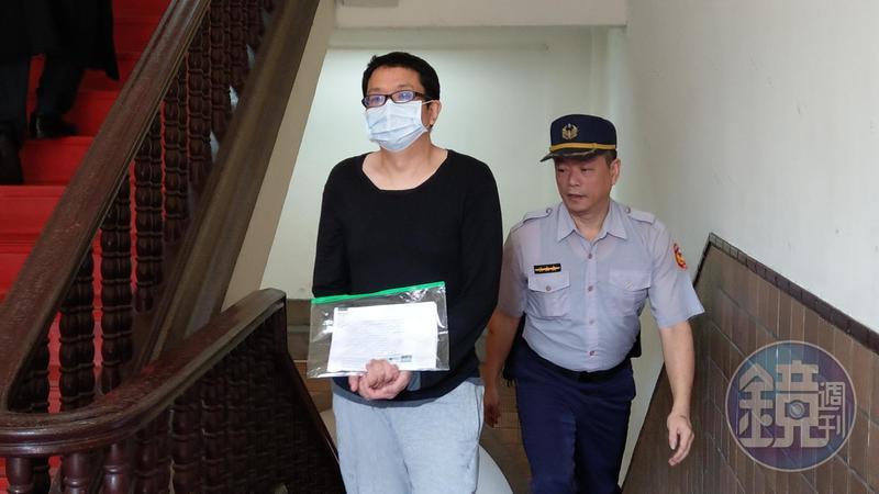 樂陞案二審近尾聲,預計11月29日宣判,董座許金龍繼續收押,將在看守所過中秋。