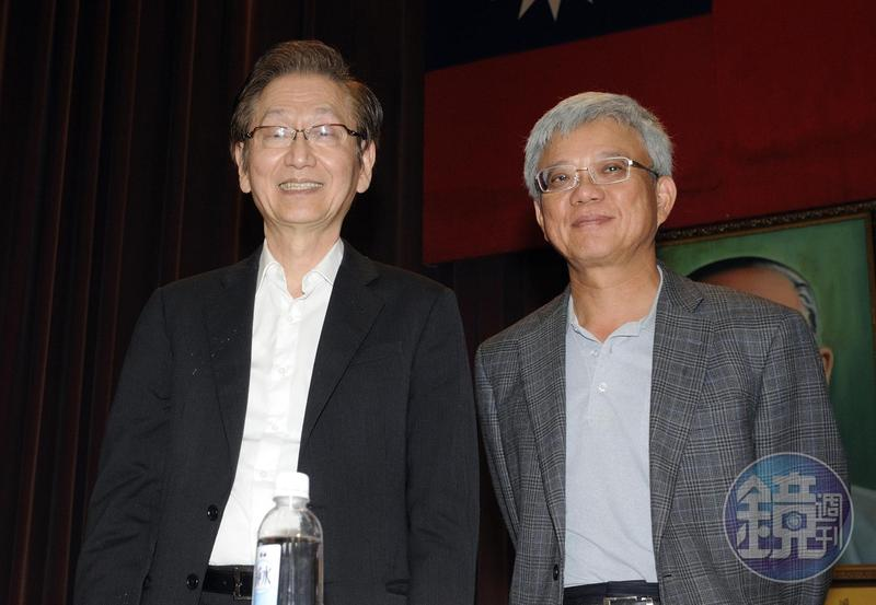 華碩副董事長徐世昌扛下整頓華碩重責大任。