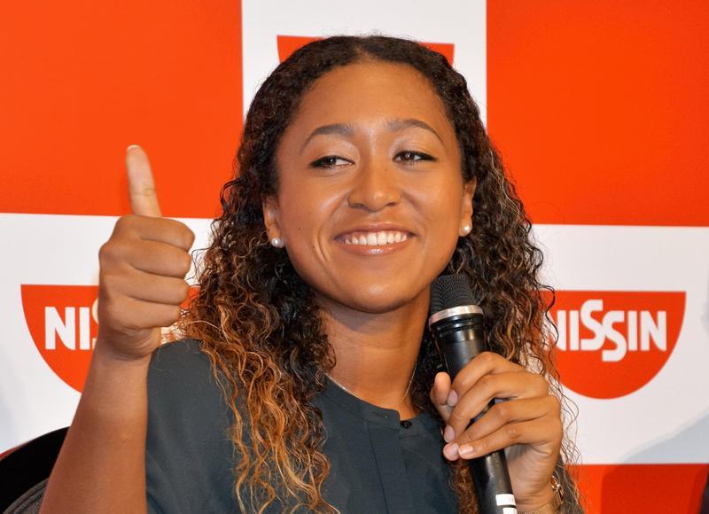 日裔美籍的大阪直美在美國網球公開賽擊敗小威,雙重國籍的她,明年將碰上「國籍大限」。(東方IC)