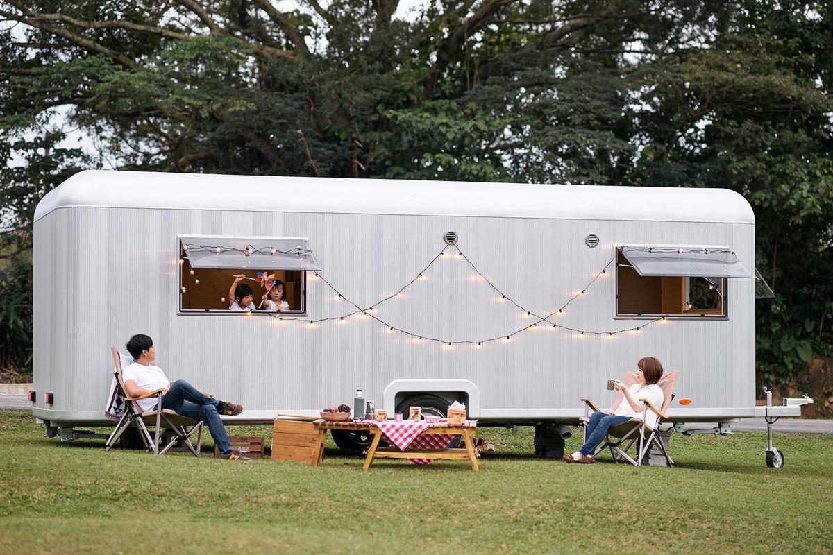 參加「啤酒大賽」就有機會帶回礁溪老爺萬元住宿券或露營車體驗券。(礁溪老爺提供)