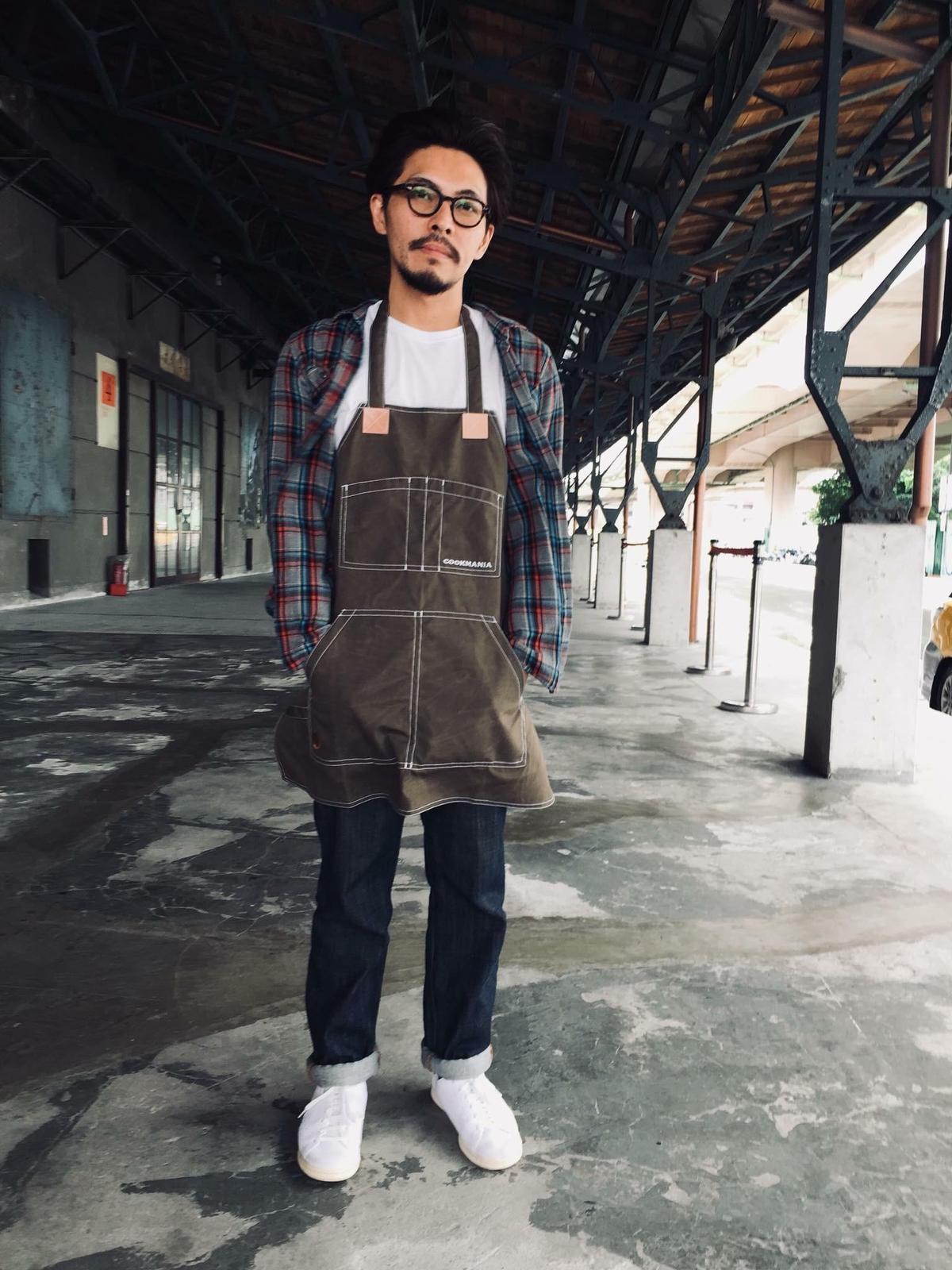 COOKMANIA發起人郭庭瑋(Wes)自己也是廚師,他這幾年深入食材原鄉,並串連餐飲界跨界合作。(COOKMANIA提供)