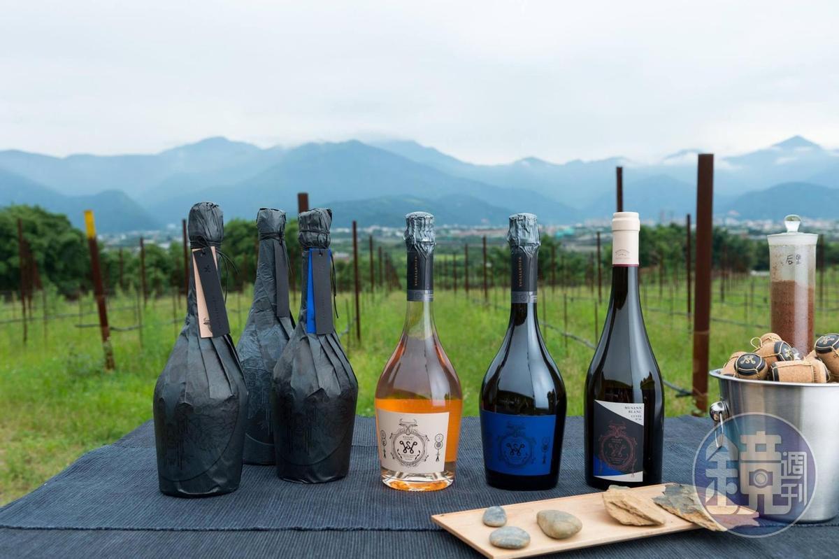 威石東榮獲世界金融雜誌《World Finance》選為全世界13大「最佳新創酒莊」之一。