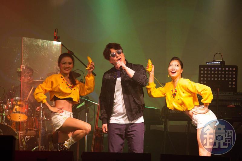 蕭煌奇連續4年舉辦生日音樂會,與歌迷共度好時光。