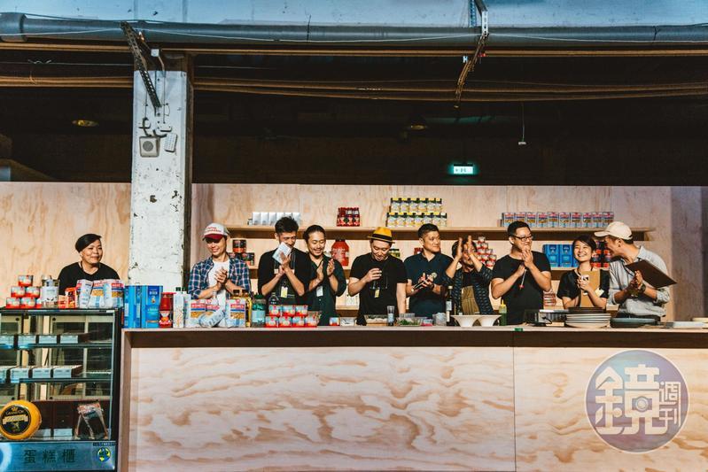 在「2018 Cookmania」,會聽到主廚在餐廳料理時不說的飲食觀點。(Jeek's Foodmaze提供)