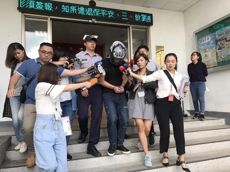 曾任UBER司機駕駛以及酒保的郭男,在中秋連假因酒駕造成1死2傷的慘劇。(警方提供)