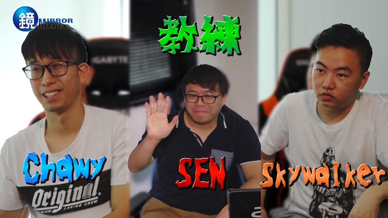 HKE的三位教練告訴我們當教練可不容易