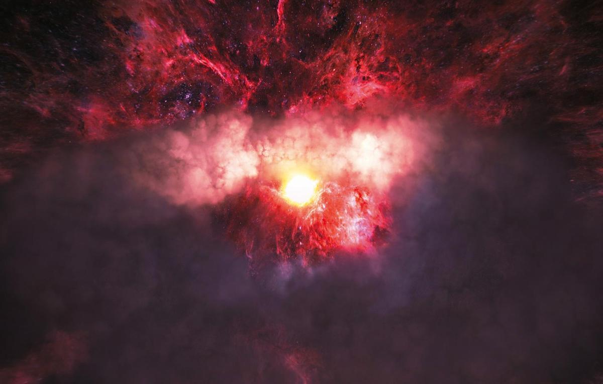 以太空體驗為題材的VR影片《Spheres》三部曲,除了以七位數美元高價售出版權,也在威尼斯影展獲得最佳VR。(ATLAS V提供)