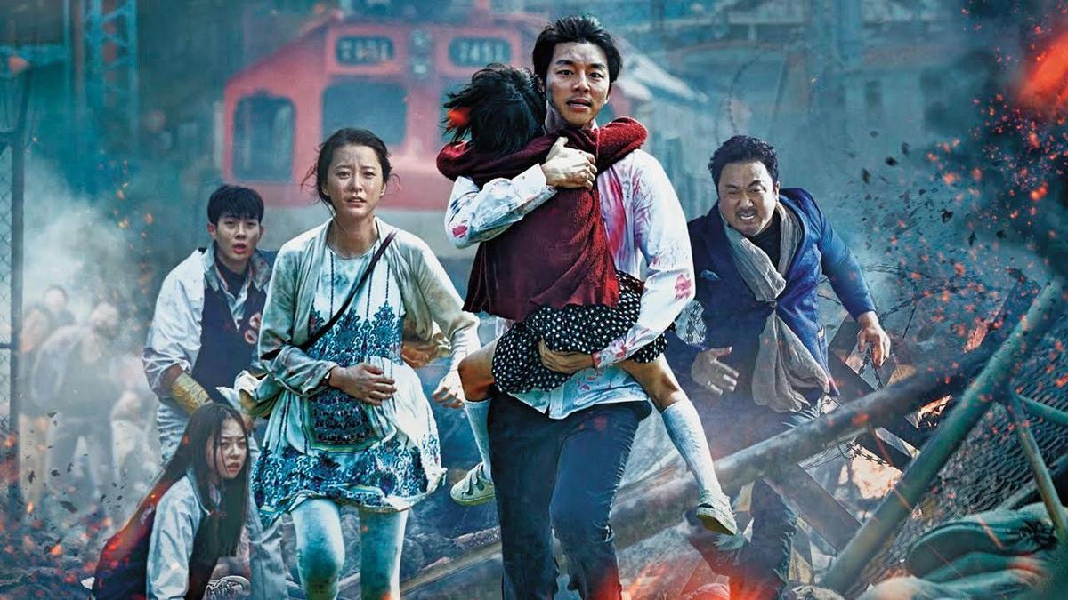 .《屍速列車》創下3.6億元票房,打開韓國電影在台灣的市場。(翻攝自網路)