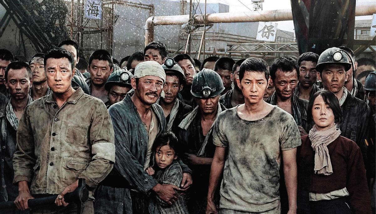 《軍艦島》全台票房為6,900萬元。(翻攝自網路)