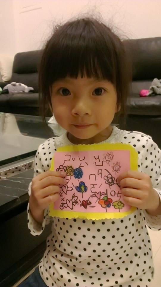 10歲女童「綺綺」今年離世,施景中醫師在臉書分享她的故事,感動了許多網友。(翻攝自施景中臉書)