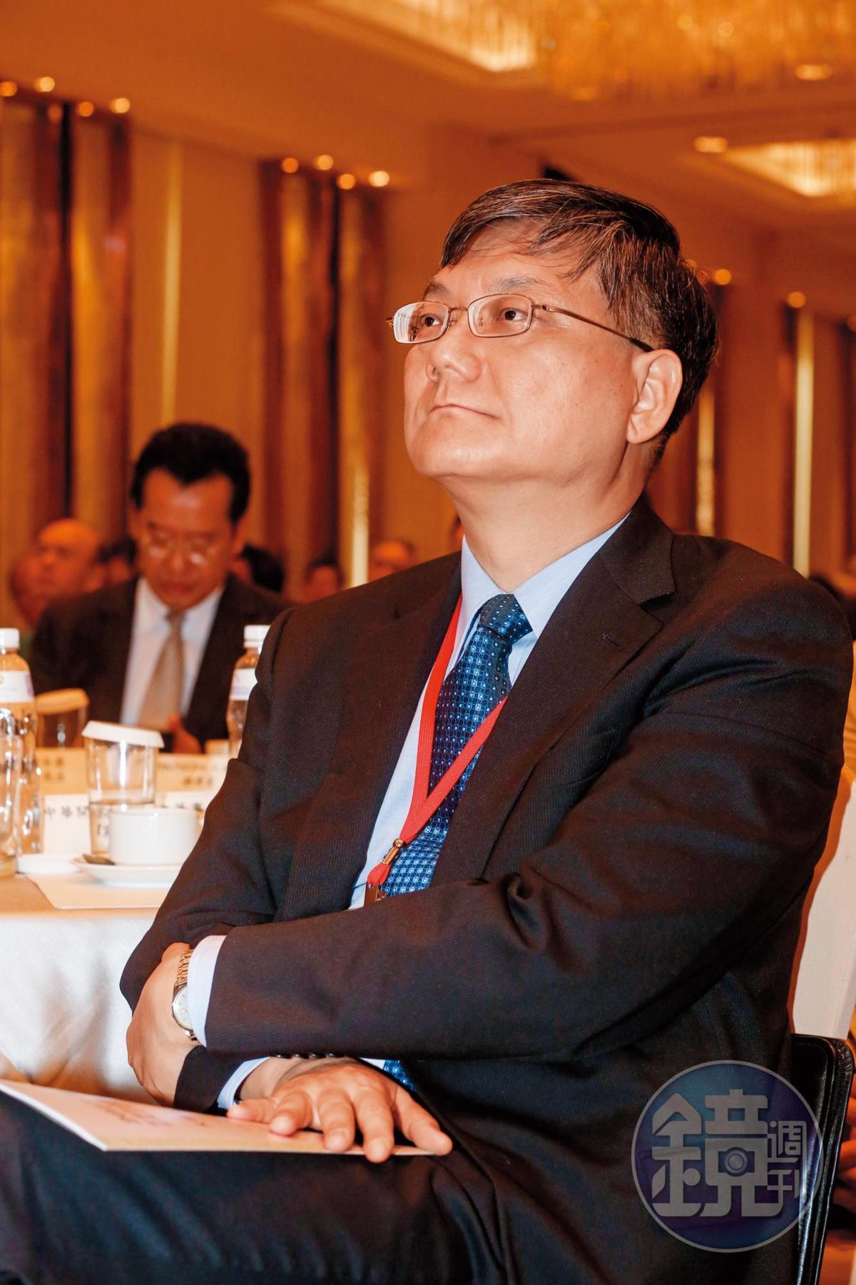 工研院前主任杜紫宸與行政院前副院長杜紫軍(如圖)兄弟倆,力挺張善政參選2020。