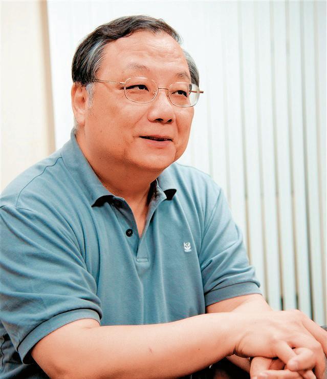 工研院前主任杜紫宸(如圖,翻攝資策會官網)與行政院前副院長杜紫軍兄弟倆,力挺張善政參選2020。
