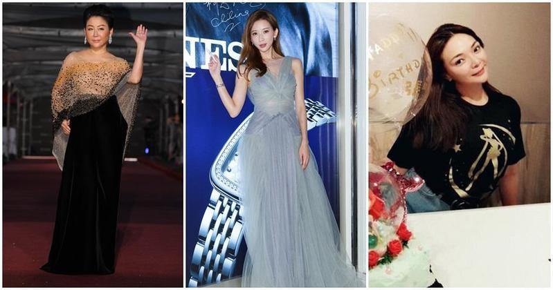 許多演藝圈女明星搶在年紀許可時,趕緊把卵子封存起來,以備未來需要。左起為藍心湄、林志玲、小甜甜。