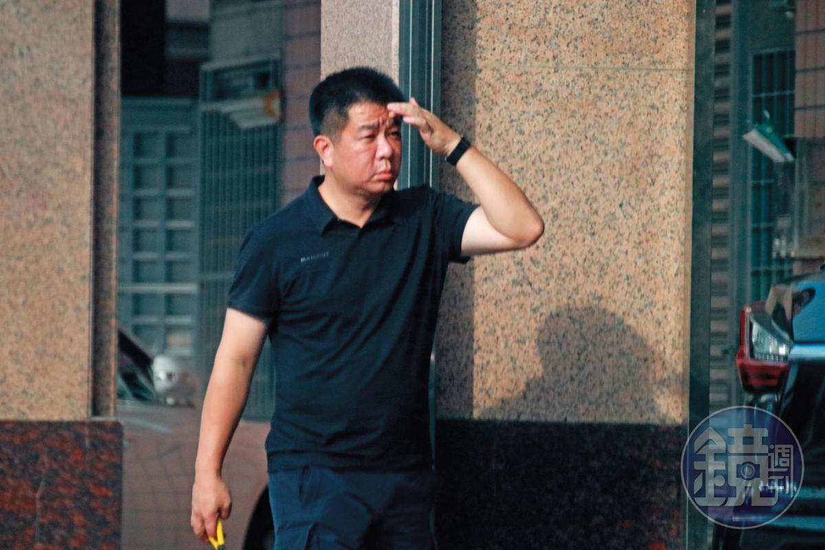 黃騰輝從大埔鄉代表發跡,歷任嘉義市農會理事長及總幹事,成為蕭家班核心成員。